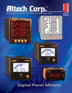 Digital Voltage Meters