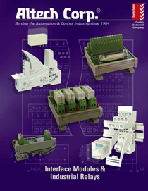 Interface Relay Modules